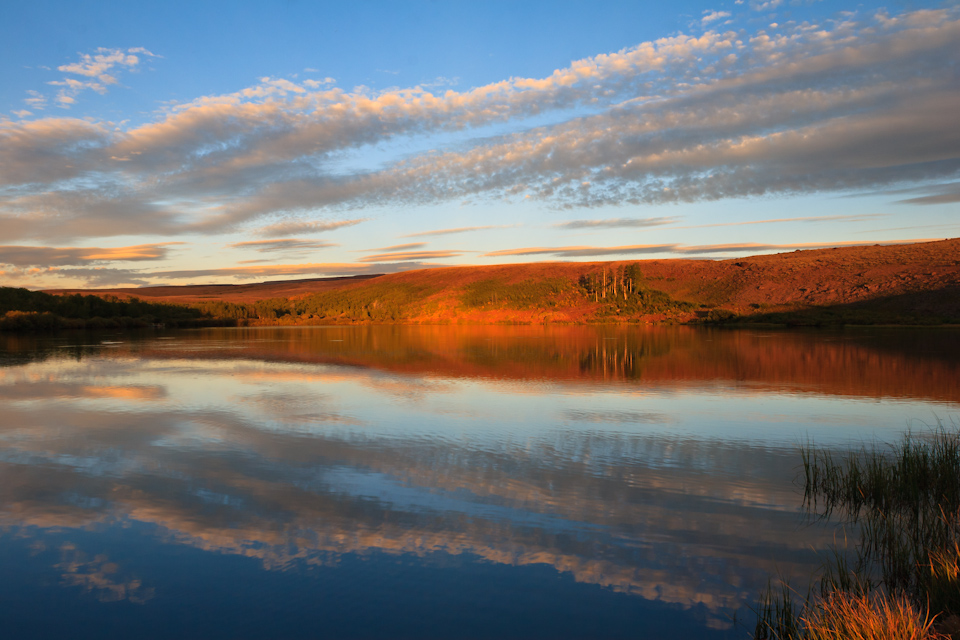 Ken cannon photography landscape and wildlife for Fish lake oregon